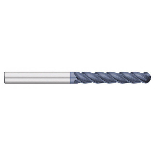 VI Pro   4 Flute Extra Long Ball ALTIN Coated