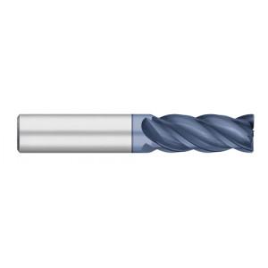 VI Pro | 4 Flute ALCRO | MAX Coated with Radius