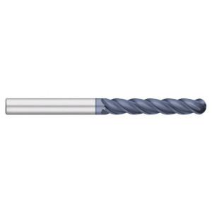 VI Pro | 4 Flute Extra Long Ball ALCRO | MAX Coated