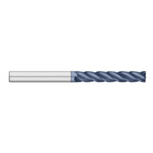 VI Pro | 4 Flute Extra Long ALCRO | MAX Coated with Radius