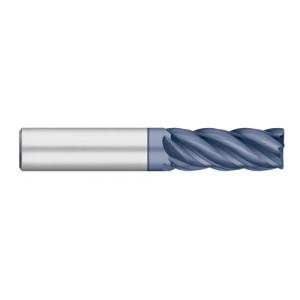 VI Pro | 5 Flute ALTIN Coated with Radius